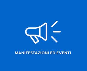 Logo per Manifestazioni ed eventi