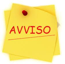 AVVISO DI CONVOCAZIONE CONSIGLIO COMUNALE  SABATO 31 OTTOBRE  2020 ore 9.00