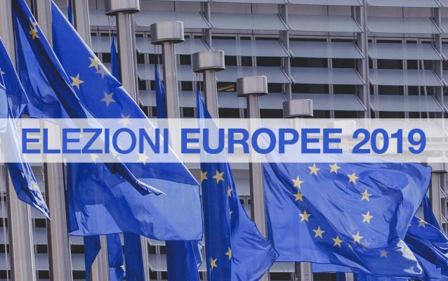 Risultati Elezioni Parlamento Europeo del 26/05/2019 San Martino di Lupari