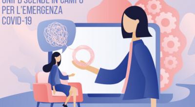 """PROGETTO PILOTA UNIVERSITÀ DEGLI STUDI DI PADOVA """" PUNTO DI ASCOLTO EMERGENZA COVID19″"""