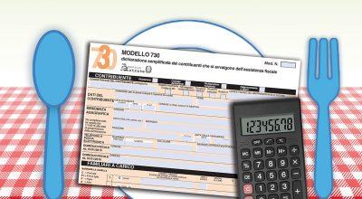 Detrazione spese mensa scolastica – Dichiarazione dei redditi anno 2020