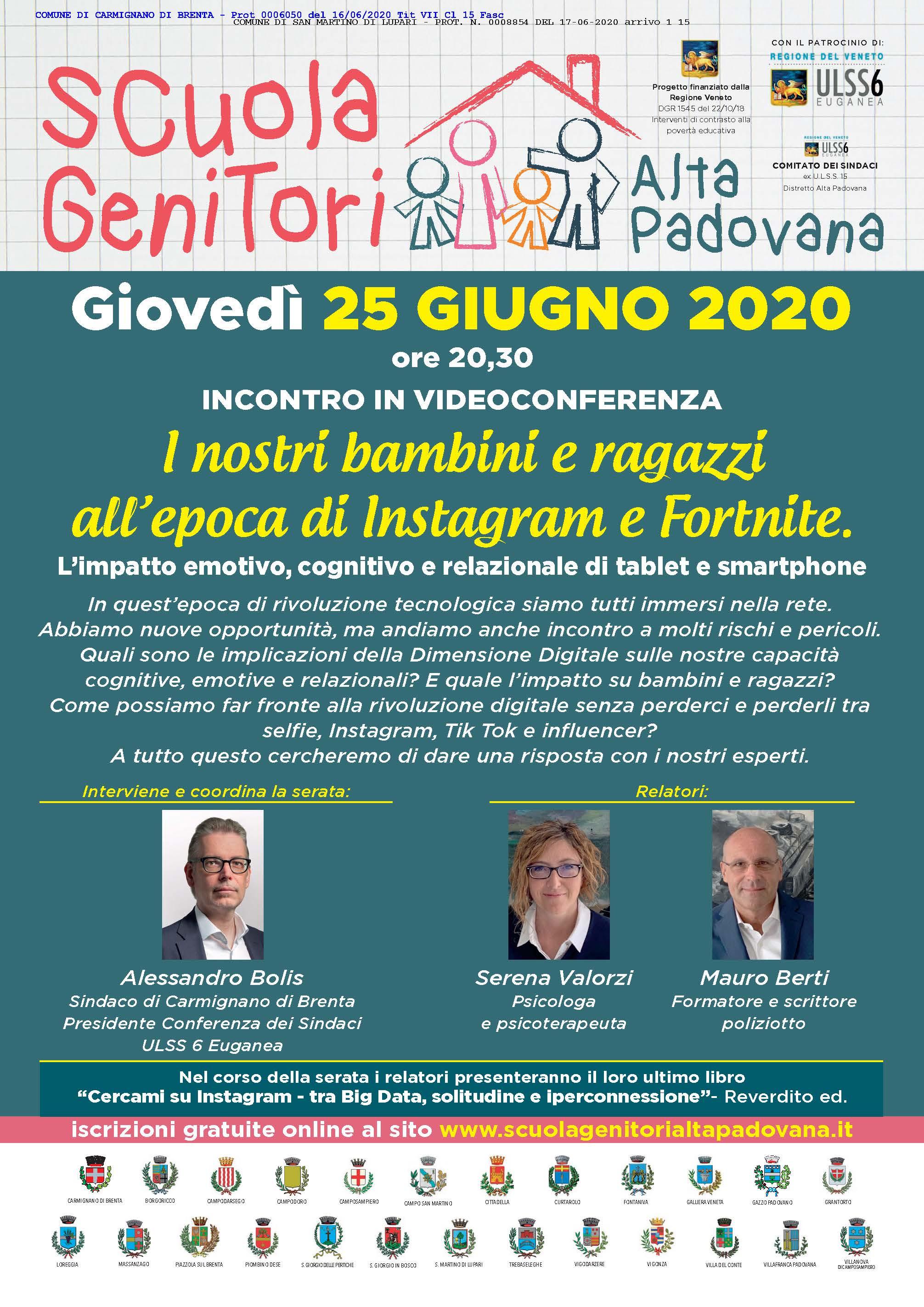 Scuola Genitori Alta Padovana