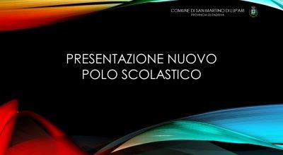 Presentazione Nuovo Polo Scolastico – Scuola Secondaria di I grado
